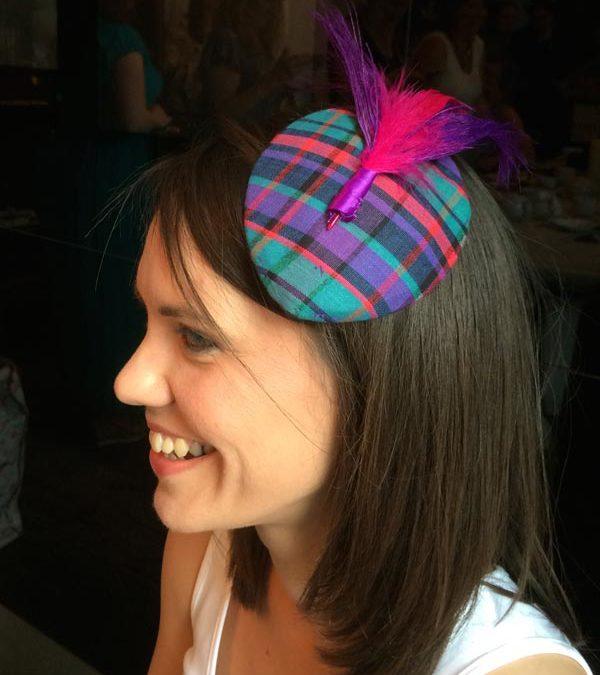 Glasgow Fascinator Making Class Made Craft Parties